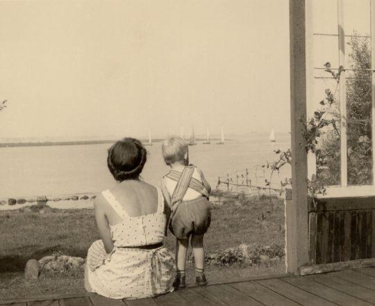 1946 Grete og Jesper i Jyllinge